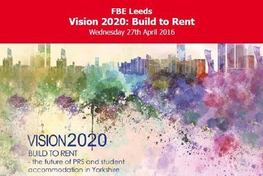 Vision 2020 - Build to Rent