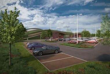 Spawforths secure Permission for £50m 'new concept' Motorway Service Area in Leeds