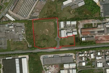 Spawforths Secures Permission at Alchemy Business Park, Knowlsey