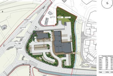 Proposals submitted for Local Retail Centre at Heathlands