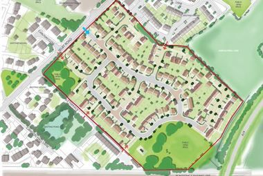 Outline planning application submitted for 120 dwellings at Selby Road, Eggborough