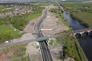 Wakefield Eastern Relief Road shortlisted for RTPI Award 2017