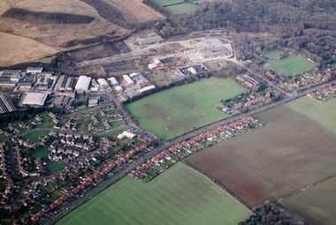 Planning Permission for 400 dwellings on the Former Firbeck Colliery Site