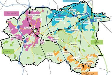 Wakefield Local Plan – The Big Picture
