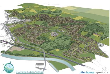 Riverside Urban Village Masterplan Framework Approved