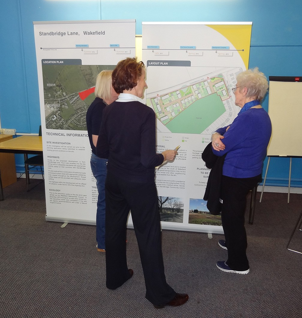 Standbridge Lane Consultation