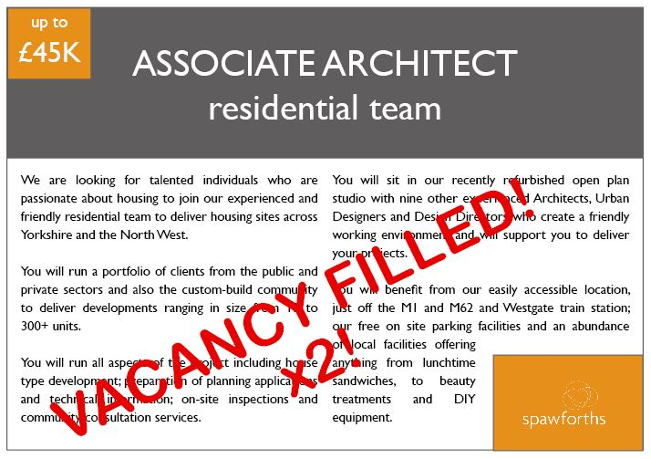 Associate Architect - Residential